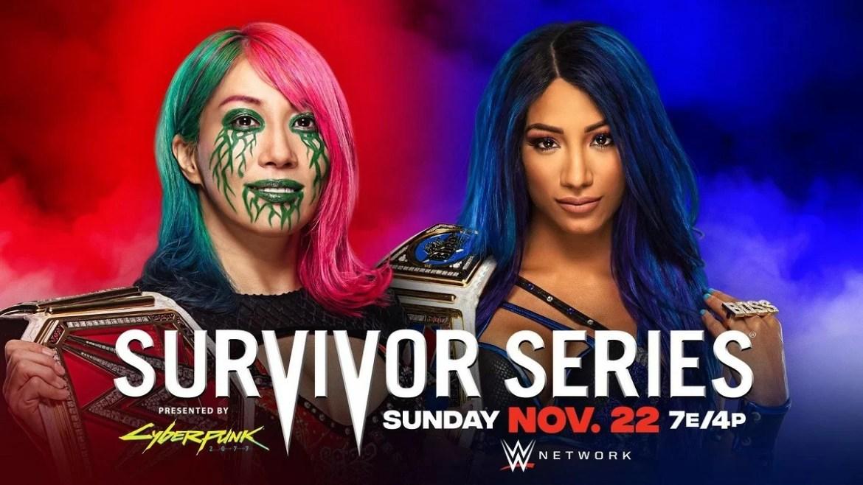 WWE: Rivelate le quote per Asuka vs Sasha Banks