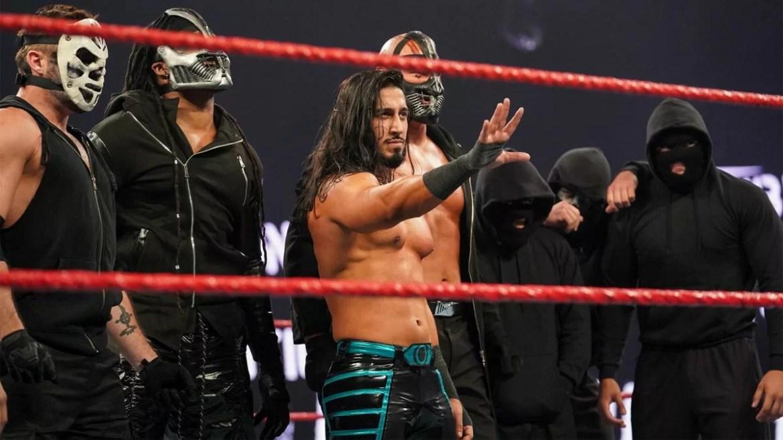 WWE: Mustafa Ali crede che la RETRIBUTION abbia vinto a Raw