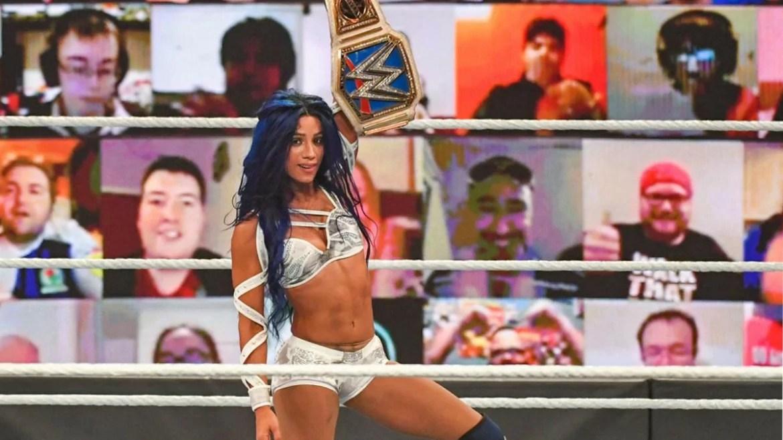 WWE: 5 possibili sfidanti per Sasha Banks