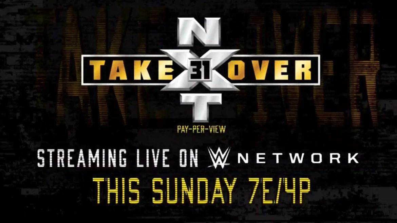 WWE: Card aggiornata di NXT TakeOver: 31 (01-10-2020)