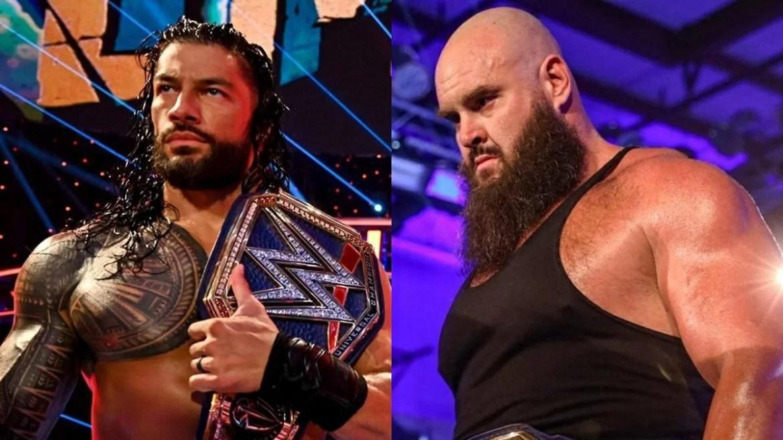 WWE: Sorpresa nel match tra Roman Reigns e Braun Strowman *SPOILER*
