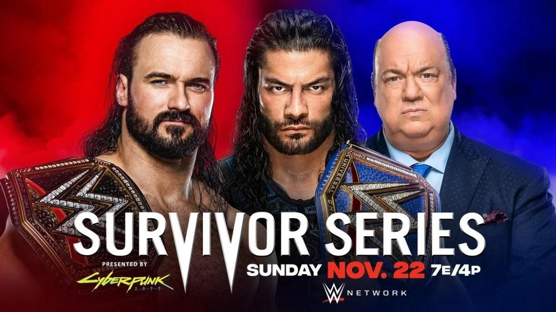 WWE: Roman Reigns provoca Drew Mcintyre prima di Survivor Series
