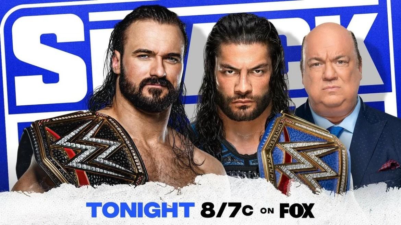 WWE: Risultati Friday Night Smackdown 20-11-2020