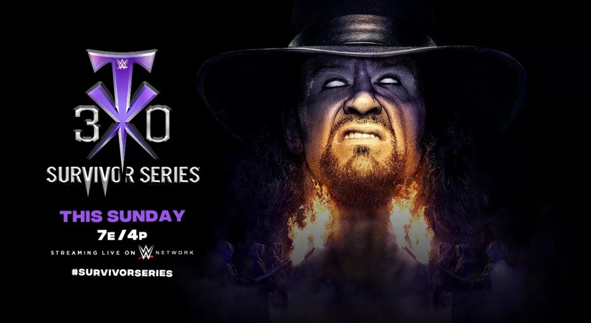 Report: WWE Survivor Series 2020