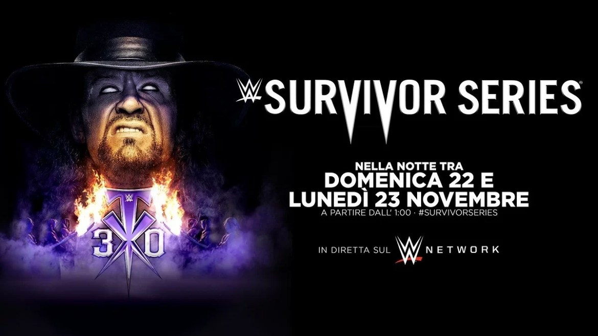WWE: Risultati Survivor Series 2020