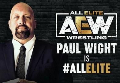AEW: Paul Wight commenta il suo arrivo e l'addio alla WWE