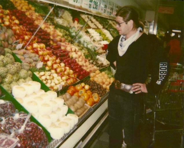 Boris in 1st US supermarket