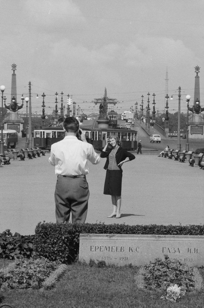 Ностальгия по СССР: Ленинградцы в 1961 году