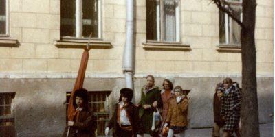 Ностальгия по СССР: 1976-1977. Майкл Нойберт в Ленинграде