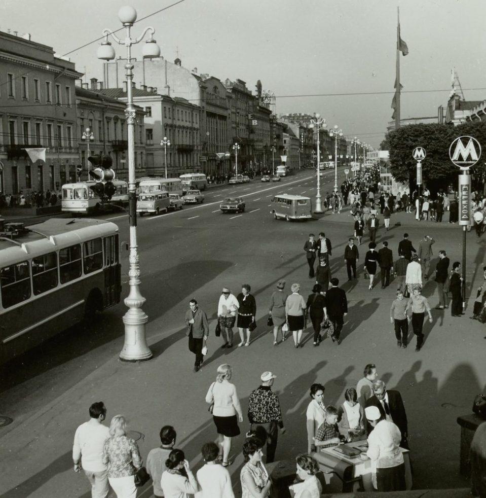 1971. Невский проспект