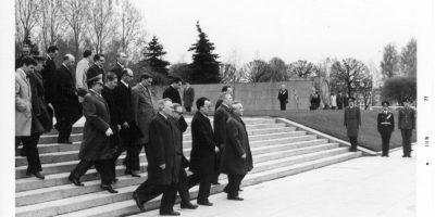 Ностальгия по СССР: 9 мая 1977 в Ленинграде