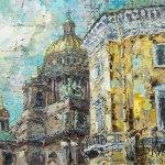 Выставка «Санкт-Петербург. Золото листвы, серебро дождя»