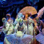 Опера «Соловей» в Мариинском театре