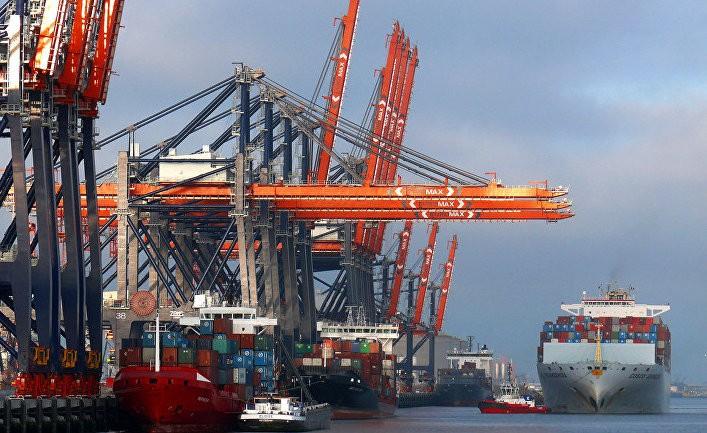 Негабаритные перевозки морем в СПб