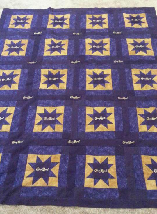 crown royale quilt