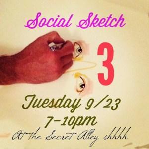 social sketch