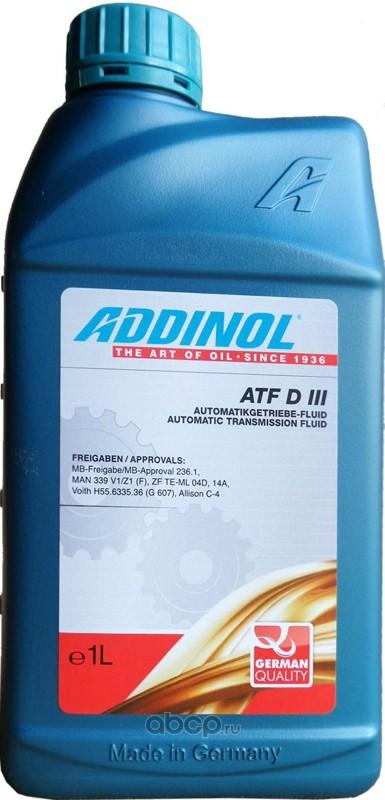 Addinol ATF D III Image
