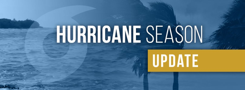 Hurricane Season (June 1 – Nov. 30)