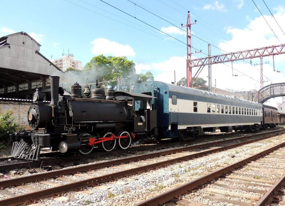 trem mooca - 4 Passeios de trem para fazer em São Paulo
