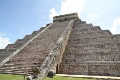 Civil Engineering History Aztec Pyramid