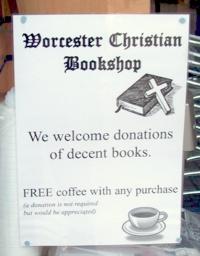 Worcester Christian Bookshop?