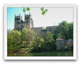 Durham Cathedral: View from the river