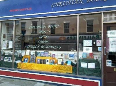 Newcastle Shop, July 2009