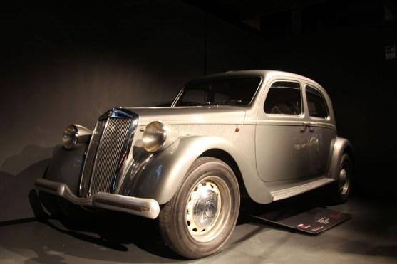 Lancia Aprilia 1938