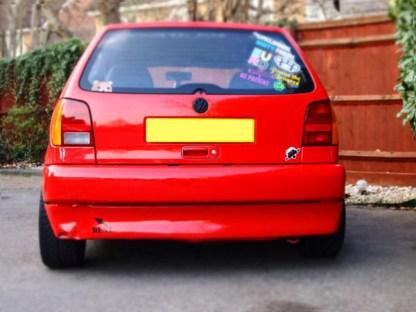 VW Polo - Odd Rear Lights