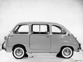 1956 Fiat 600 Multipla