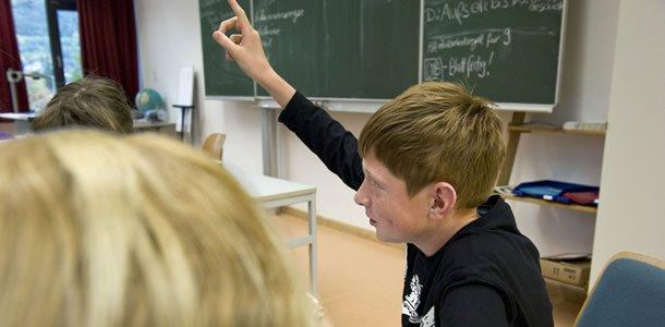 Schule in Heidelberg