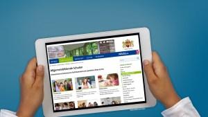 Tablets für Neusser Schulen