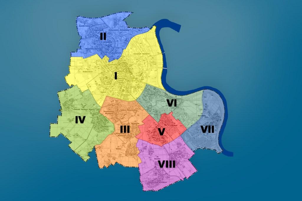 Bezirksausschüsse
