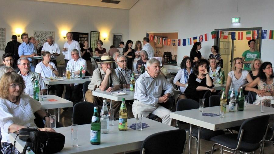 Erfolgreiche Versammlung der Kreis SPD zu Europa