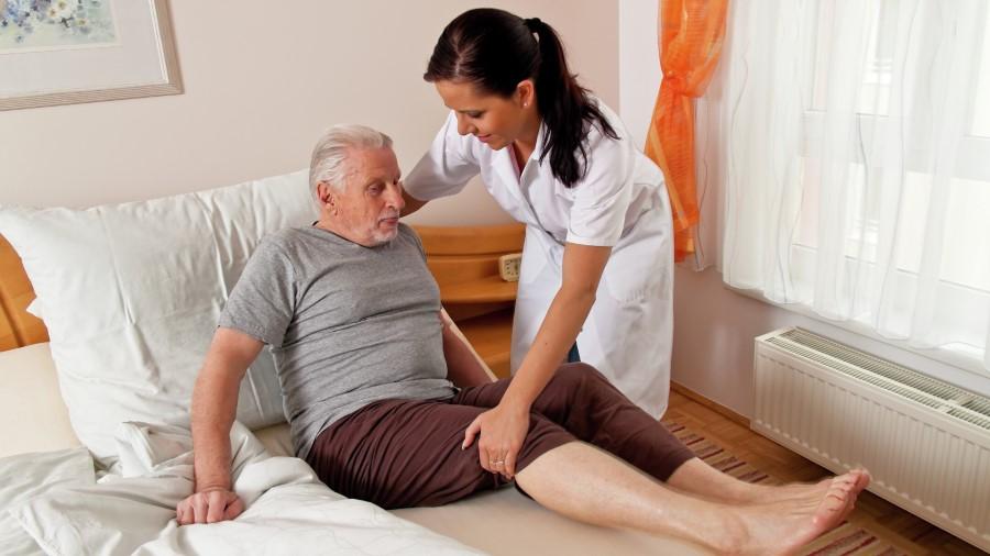 Aktiv für bessere Pflege