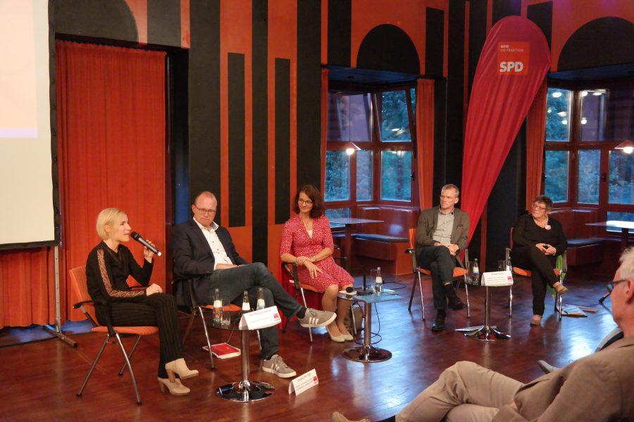 SPD diskutiert über offenen Ganztag