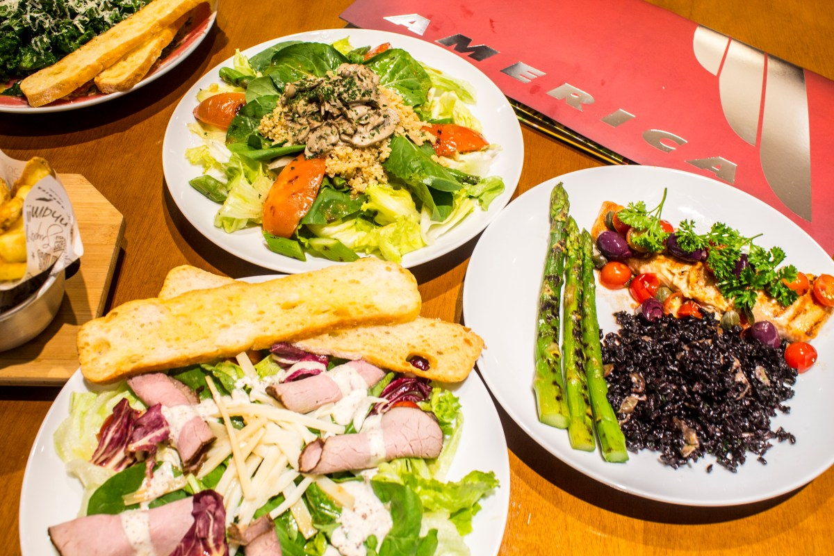 America traz novidades em seu cardápio: do layout aos pratos