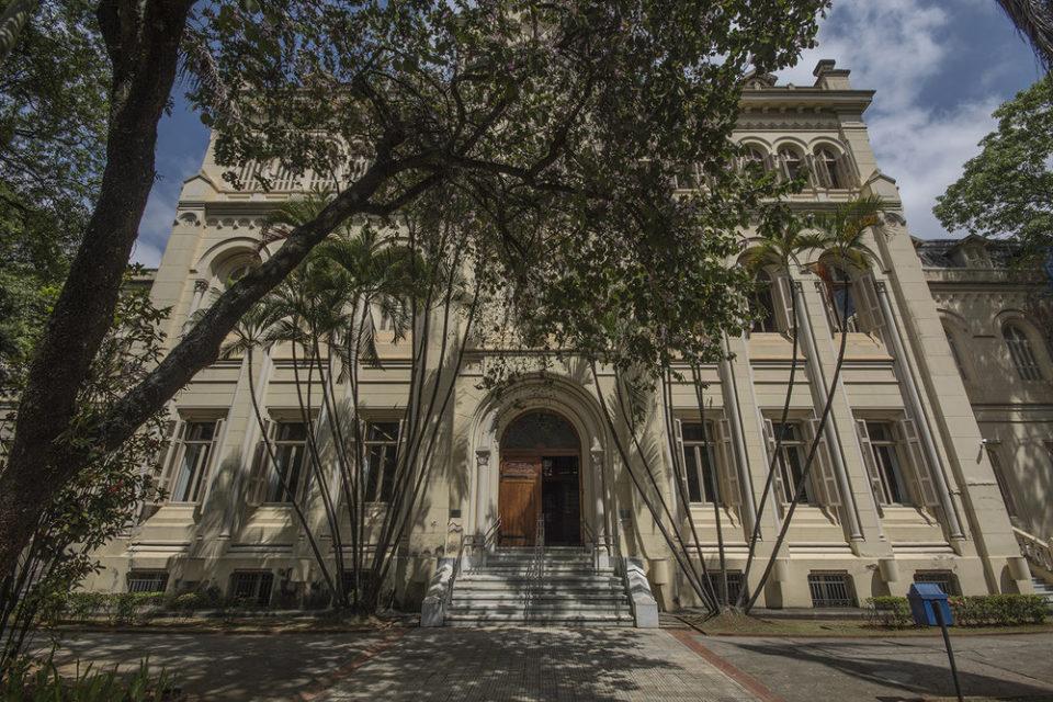 ESPECIAL Prédios de São Paulo: Colégio Sion (1901)