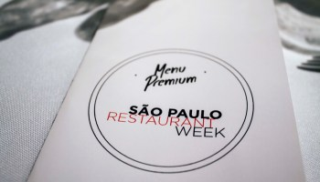 4cc29ba1c Restaurant Week SP celebra gastronomia dos países participantes da Copa do  Mundo