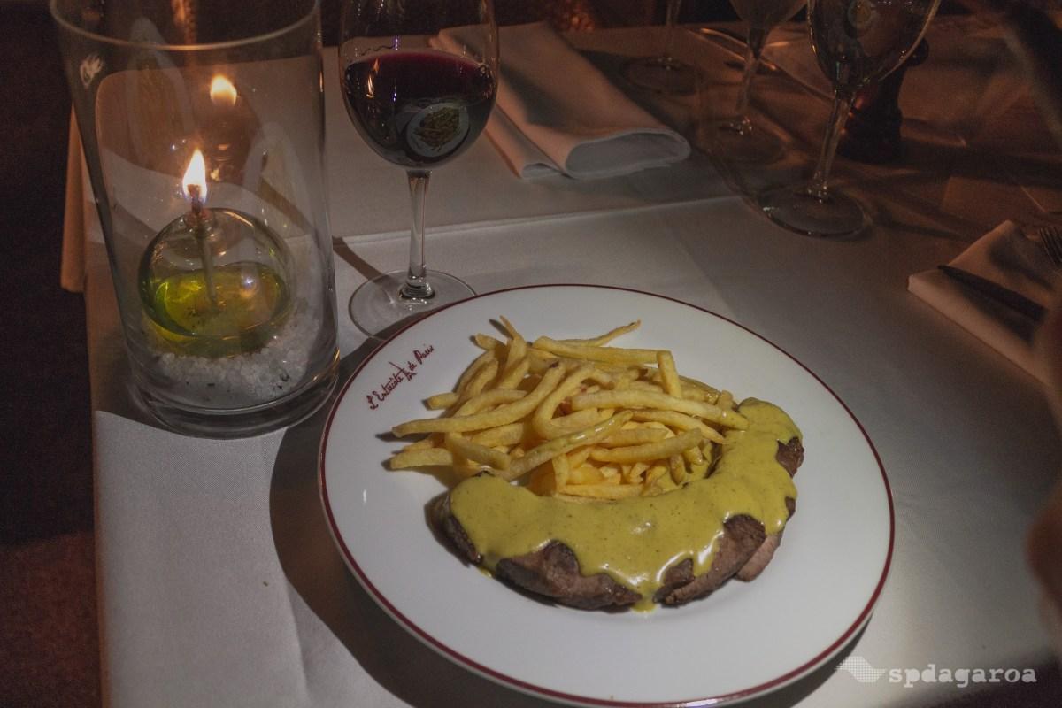 L'Entrecôte de Paris: novidades no menu e jantar por R$49,90*