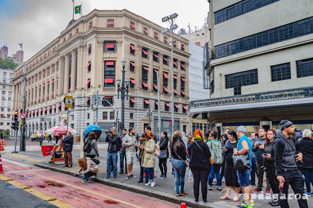 Walking Tour Fotográfico: São Paulo da garoa & Shopping Light