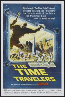 mst3k The Time Travelers (1964)