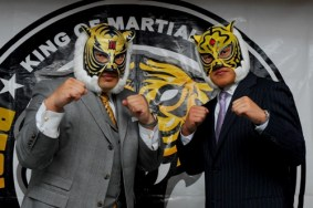 tiger mask I and IV