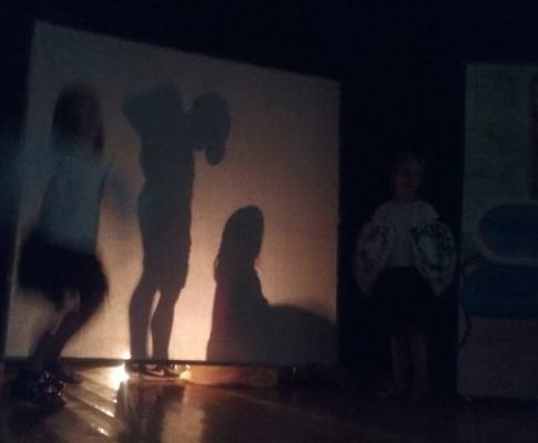 Spektakle naszych najmłodszych artystów