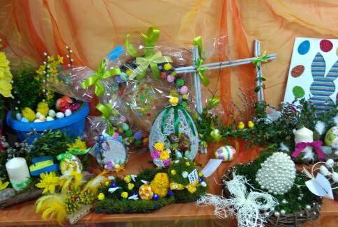Wyniki konkursu na ozdobę Wielkanocną