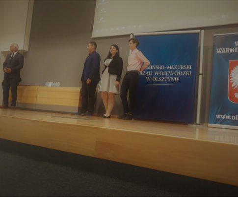 """Sukces uczennicy w konkursie """"Mój zawód – Moja przyszłość – Moje portfolio"""""""