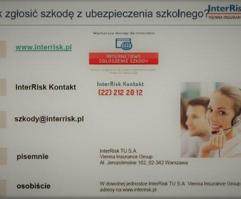 Ubezpieczenie uczniów na rok szkolny 2018/2019