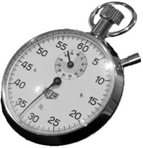 Old Fashioned Pocket Stopwatch