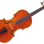Cropped Violin