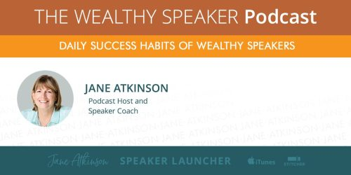 Daily Success Habits of Wealthy Speakers